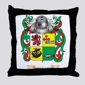 McDonald-(Slate) Coat of Arms - Family Crest Throw