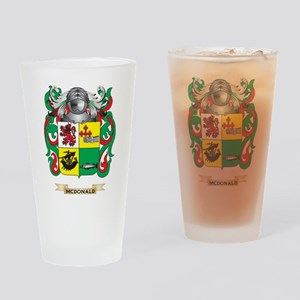 McDonald-(Slate) Coat of Arms - Family Crest Drink