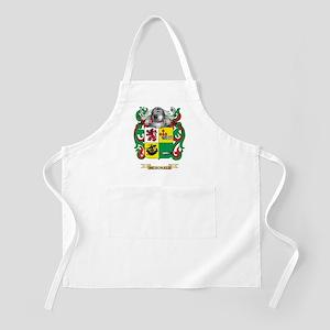 McDonald-(Slate) Coat of Arms - Family Crest Apron
