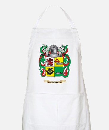 McDonald-(Slate) Coat of Arms - Family Crest Apron