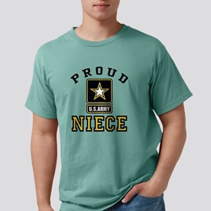proudarmyniece22 Mens Comfort Colors Shirt