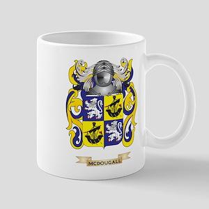 McDougall Coat of Arms - Family Crest Mug
