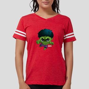 Chibi Hulk Womens Football Shirt