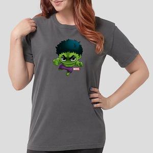 Chibi Hulk Womens Comfort Colors Shirt