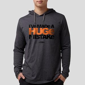 Huge Mistake Light Mens Hooded Shirt