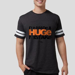 Huge Mistake Light Mens Football Shirt