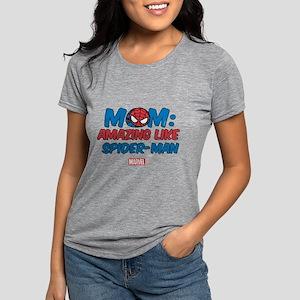 Amazing Mom Womens Tri-blend T-Shirt
