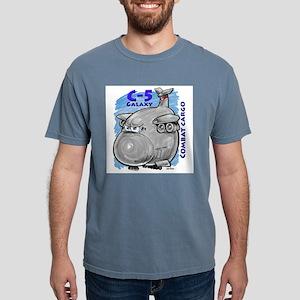 c5_caricature_d2 Mens Comfort Colors Shirt