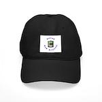 Retired Mad Scientist Black Cap