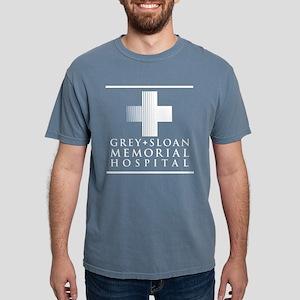 Grey Sloan Hospital Mens Comfort Colors Shirt