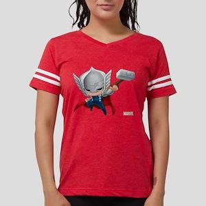Thor Chibi 2 Womens Football Shirt