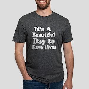 Its A Beautiful Day ... Mens Tri-blend T-Shirt