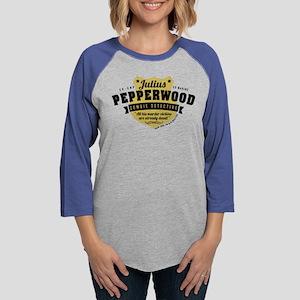 New Girl Julius Pepperwood Womens Baseball Tee