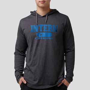 Grey's Anatomy Intern Mens Hooded Shirt