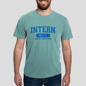 Grey's Anatomy Intern Mens Comfort Colors Shirt