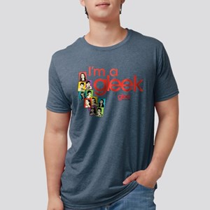 I'm a Gleek Light Mens Tri-blend T-Shirt