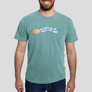 Arrested Development Lea Mens Comfort Colors Shirt