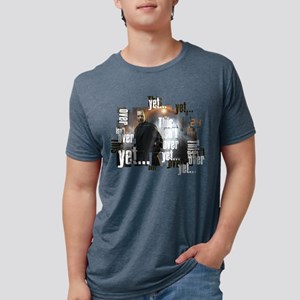 Jack Over Mens Tri-blend T-Shirt