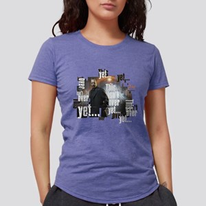 Jack Over Womens Tri-blend T-Shirt
