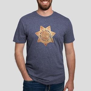 U.S. Army ® Military Police Mens Tri-blend T-Shirt