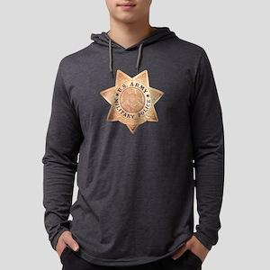 U.S. Army ® Military Police Mens Hooded Shirt