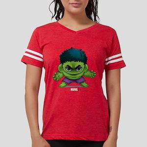 Chibi Hulk 2 Womens Football Shirt