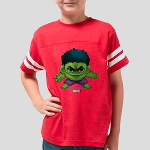 Chibi Hulk 2 Youth Football Shirt