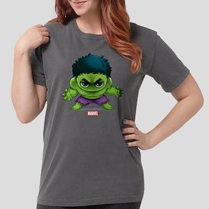 Chibi Hulk 2 Womens Comfort Colors Shirt