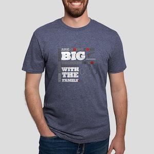 The Sopranos: Big Changes  Mens Tri-blend T-Shirt