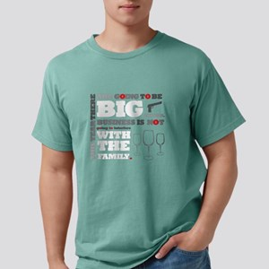 The Sopranos: Big Change Mens Comfort Colors Shirt