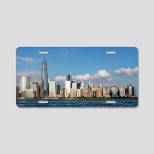 New! New York City USA - Pr Aluminum License Plate