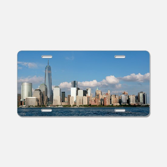 New! New York City USA - Pr Aluminum License Plate