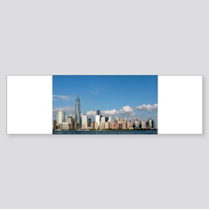New! New York City USA - Pro Phot Sticker (Bumper)