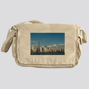 New! New York City USA - Pro Photo Messenger Bag