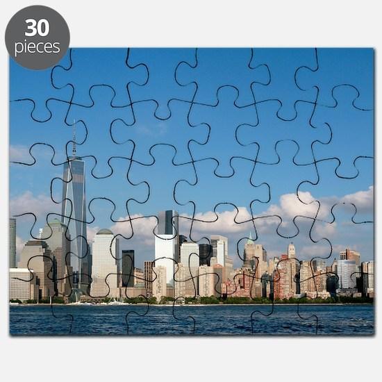 New! New York City USA - Pro Photo Puzzle