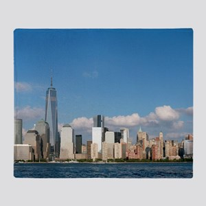 New! New York City USA - Pro Photo Throw Blanket