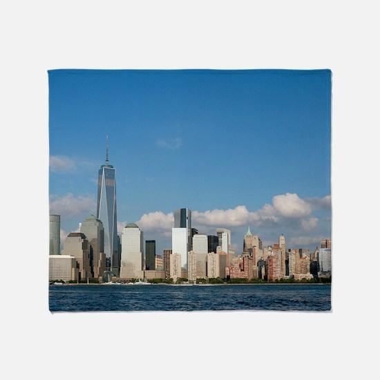 New! New York City USA - Pro Photo Throw Blanket