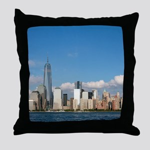 New! New York City USA - Pro Photo Throw Pillow
