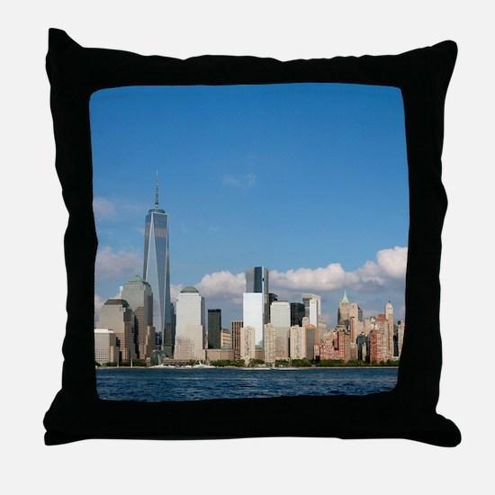 New! New York City USA - Pro Photo Throw Pillow