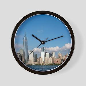 New! New York City USA - Pro Photo Wall Clock