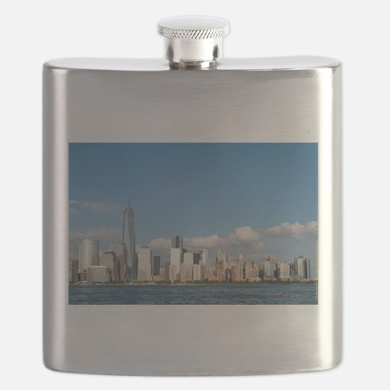 New! New York City USA - Pro Photo Flask