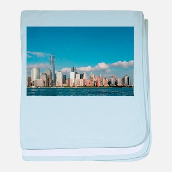 New! New York City USA - Pro Photo baby blanket