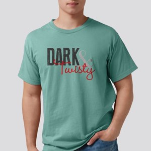 Dark & Twisty Mens Comfort Colors Shirt