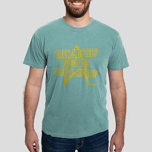 Trek Yo Self Mens Comfort Colors Shirt