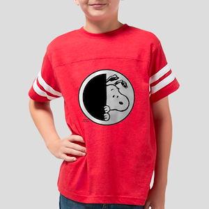 Peek a Boo - Snoopy Youth Football Shirt