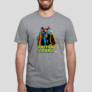 Doctor Strange Triple Mens Tri-blend T-Shirt