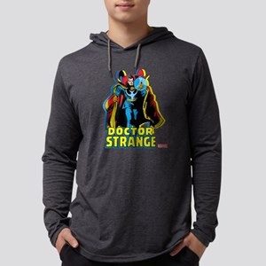 Doctor Strange Triple Mens Hooded Shirt