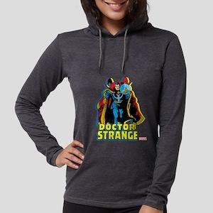 Doctor Strange Triple Womens Hooded Shirt