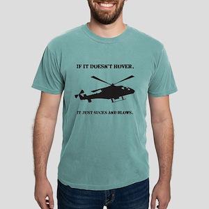 Hoverblack Mens Comfort Colors Shirt