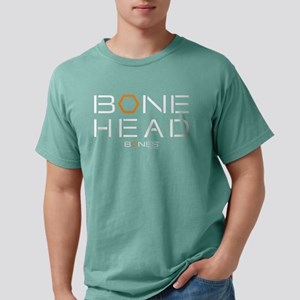 Bones Bone Head Dark Mens Comfort Colors Shirt